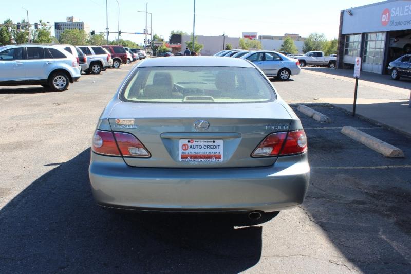 LEXUS ES 300 2003 price Call for Pricing.