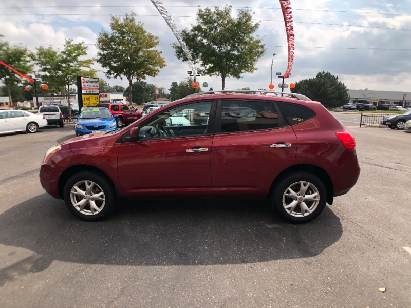 NISSAN ROGUE 2010 price Call for Pricing.