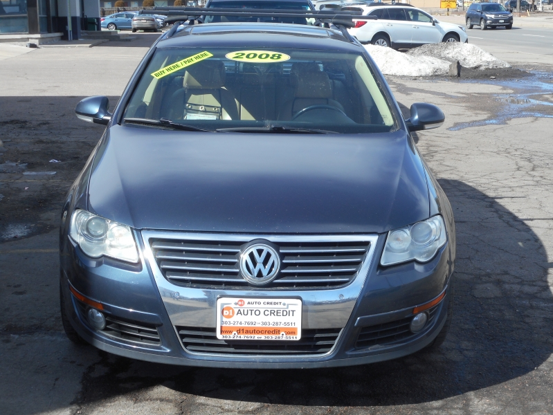 Volkswagen Passat Wagon 2008 price Call for Pricing.