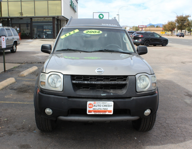 NISSAN XTERRA 2004 price Call for Pricing.