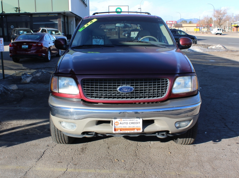 Ford Expedition 2000 price Call for Pricing.