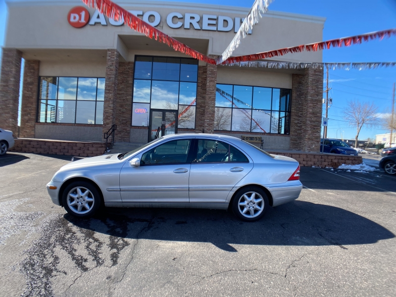 Mercedes-Benz C-Class 2004 price Call for Pricing.