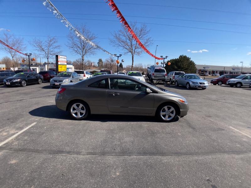 Honda Civic Cpe 2007 price Call for Pricing.