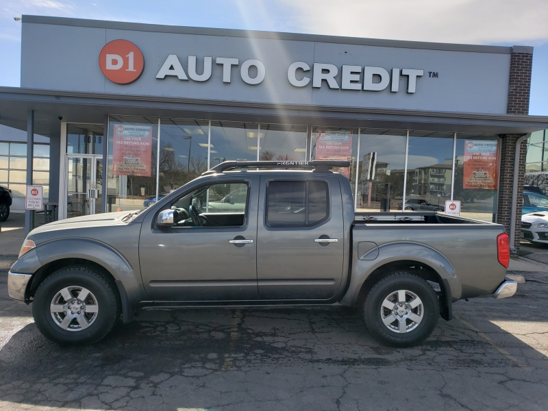 Nissan Frontier 4WD 2005 price Call for Pricing.