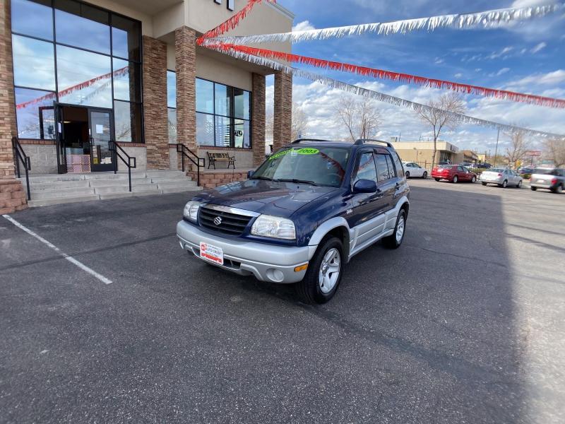 Suzuki Grand Vitara 2003 price Call for Pricing.