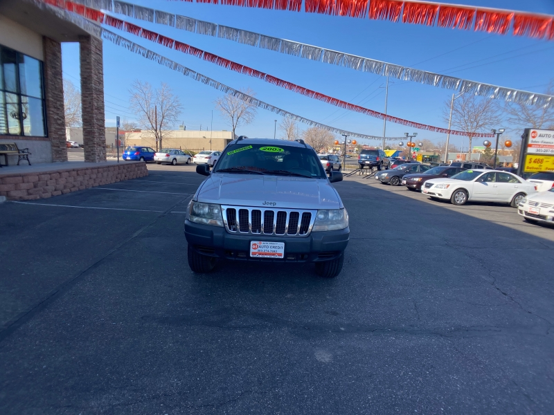 Jeep Grand Cherokee 2003 price Call for Pricing.