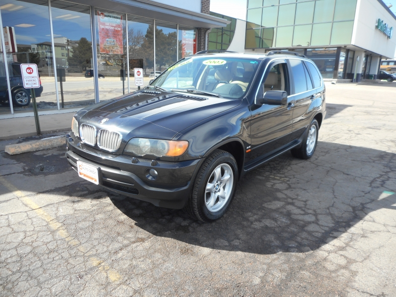BMW X5 2003 price Call for Pricing.