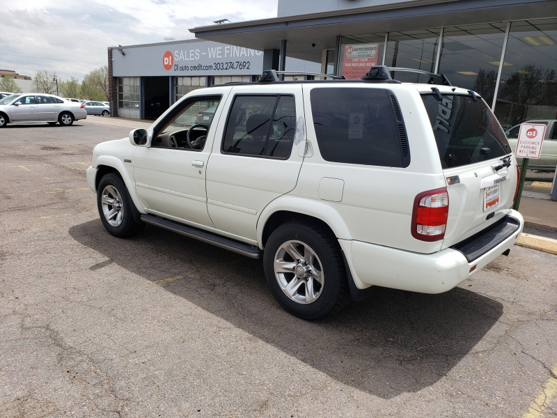Nissan Pathfinder 2004 price Call for Pricing.