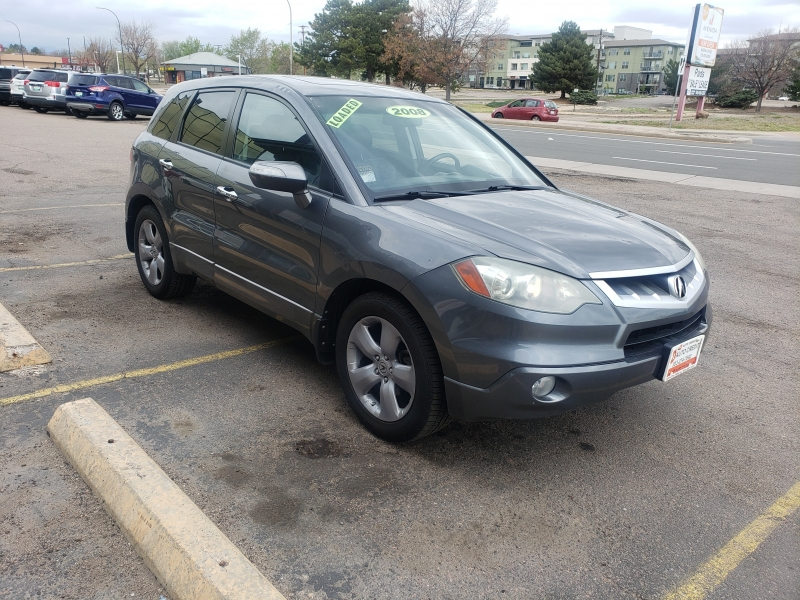 Acura RDX 2008 price Call for Pricing.