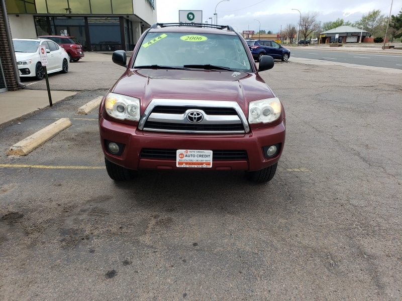 Toyota 4Runner 2006 price Call for Pricing.