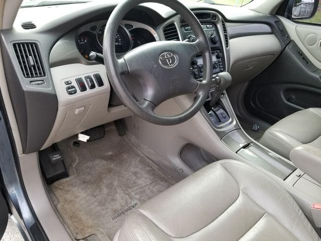 Toyota Highlander 2003 price $4,600