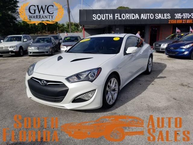 Hyundai Genesis Coupe 2013 price $7,000