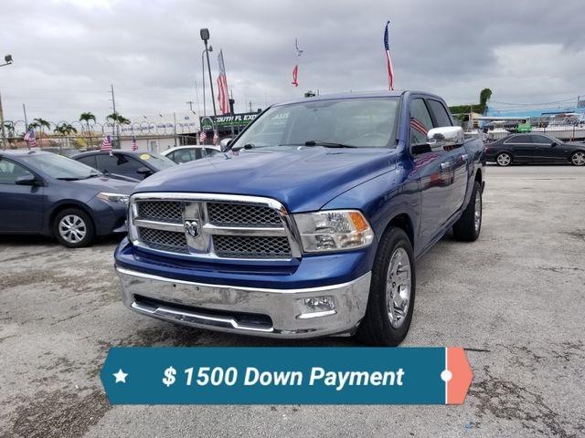 Dodge Ram 1500 Crew Cab 2009 price $9,900