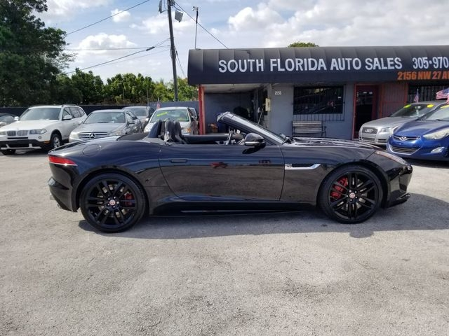 Jaguar F-TYPE 2016 price $39,000