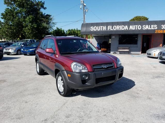 Hyundai Tucson 2006 price $4,100