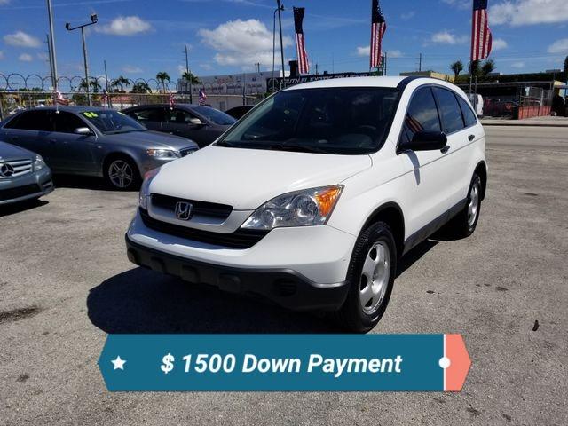 Honda CR-V 2008 price $4,900