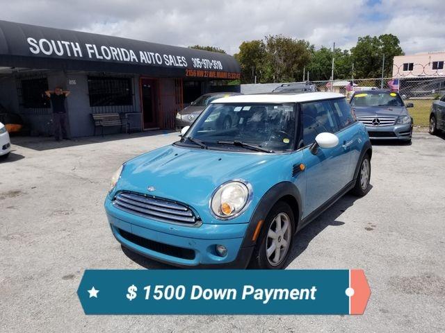 MINI Hardtop 2010 price $4,500