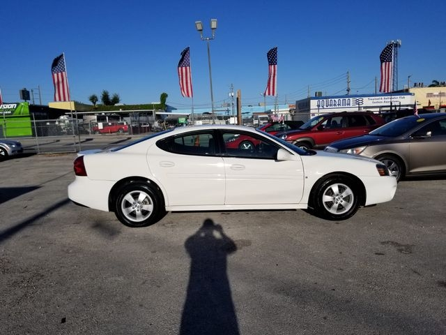 Pontiac Grand Prix 2008 price $4,500