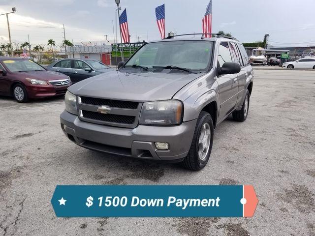 Chevrolet Trailblazer 2006 price $4,500
