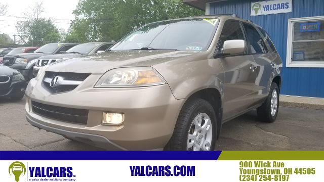 2005 Acura MDX Touring Sport Utility 4D - Inventory   YALCARS   Auto on