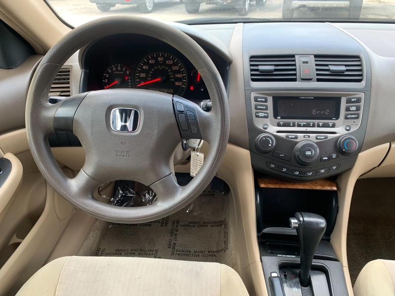 Honda Accord Sdn 2004 price $3,500 Cash