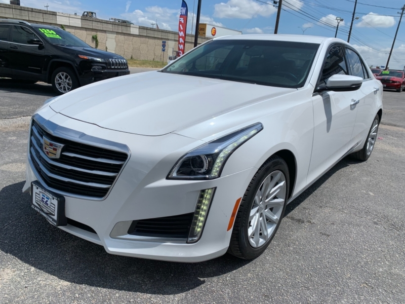 Cadillac CTS Sedan 2015 price $16,995