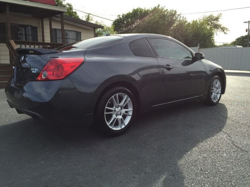 2008 Nissan Altima Coupe Clean Sunroof Leather Heated