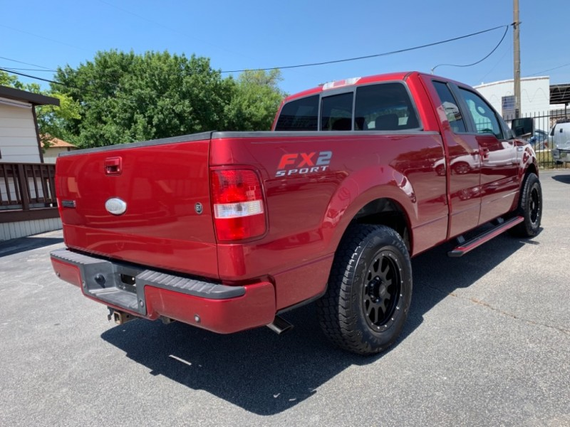 Ford F-150 2007 price $10,550