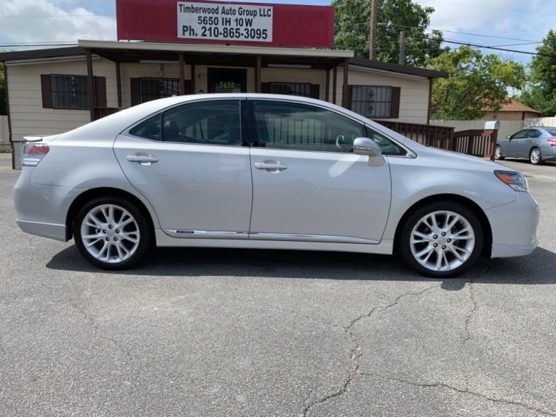 Lexus HS 250h 2010 price $8,450