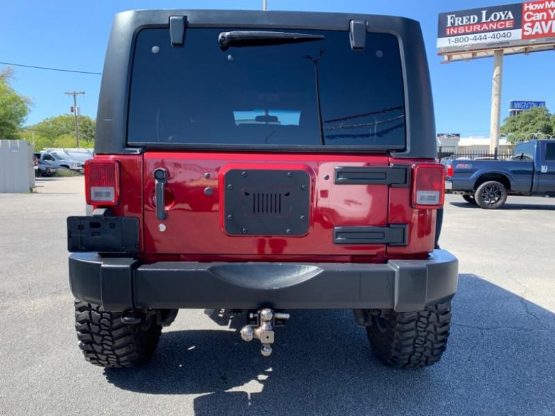 Jeep Wrangler Unlimited 2012 price $20,950