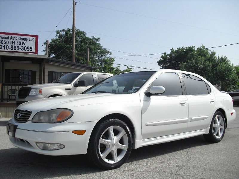 Nissan Dealership San Antonio >> 2002 Infiniti I35 4dr Sdn Luxury -1OWNER-Only55,000MI-Pearl White-Loaded- - Inventory ...