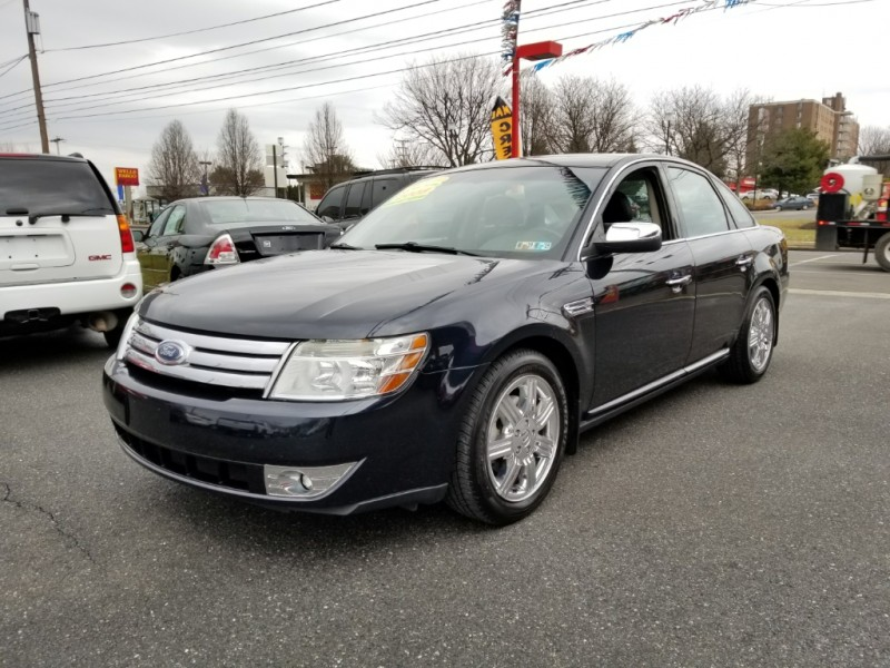 Ford Taurus 2008 price $7,995