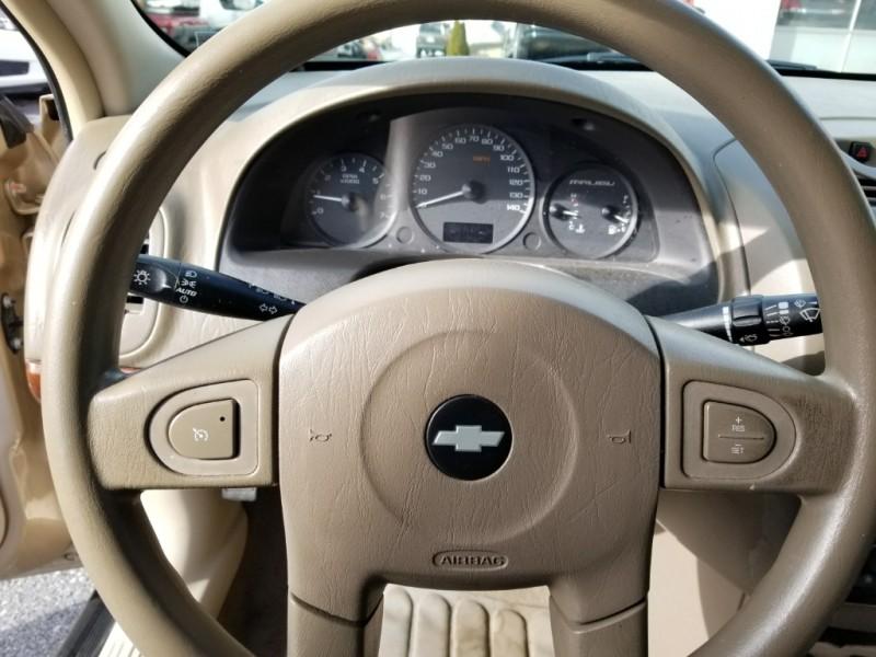 Chevrolet Malibu 2005 price $4,265