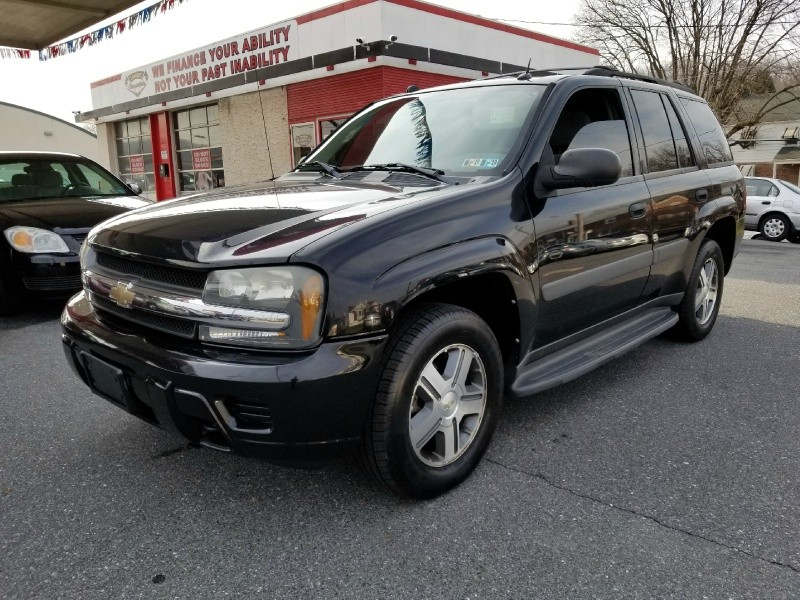 Chevrolet TrailBlazer 2005 price $4,265