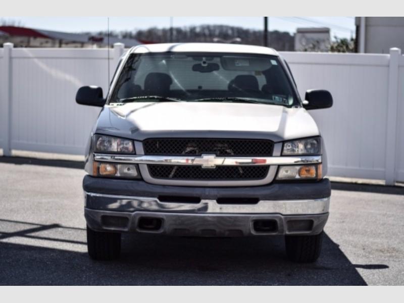 Chevrolet Silverado 1500 2004 price $10,995