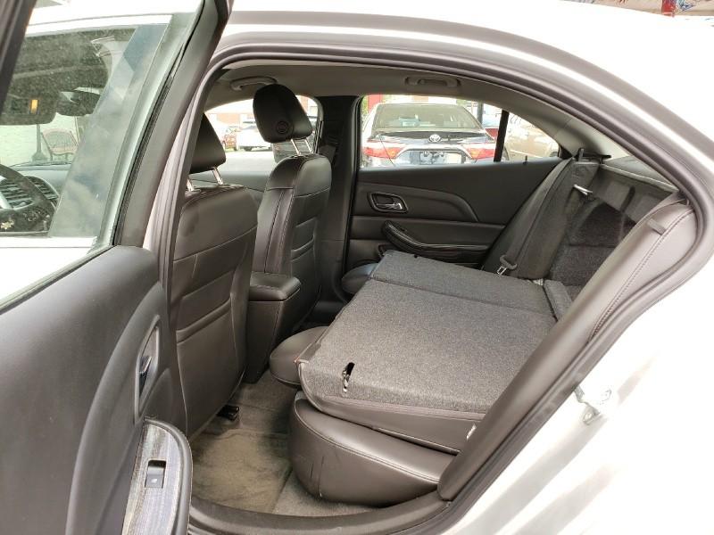 Chevrolet Malibu Limited 2016 price $15,495