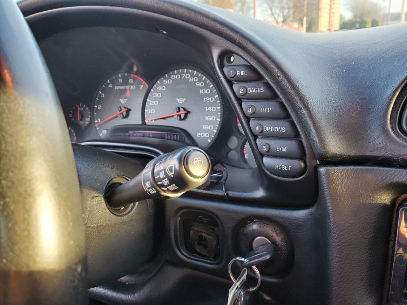 Chevrolet Corvette 1997 price $11,995
