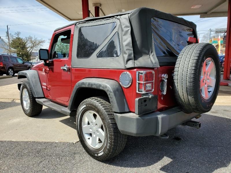 Jeep Wrangler 2011 price $12,995