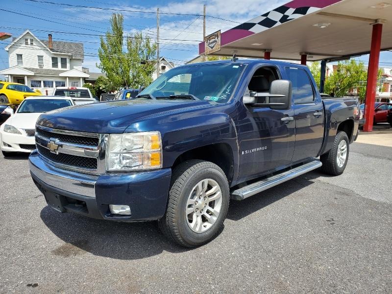 Chevrolet Silverado 1500 2007 price $14,595