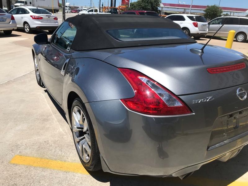 Nissan 370 Z 2011 price $7,994