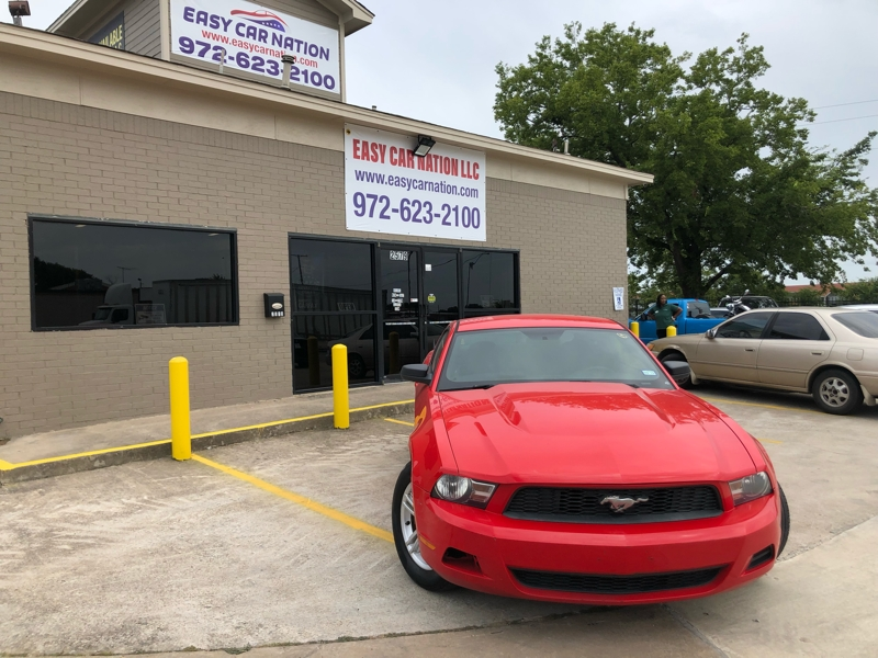 Ford Mustang 2011 price $4,994