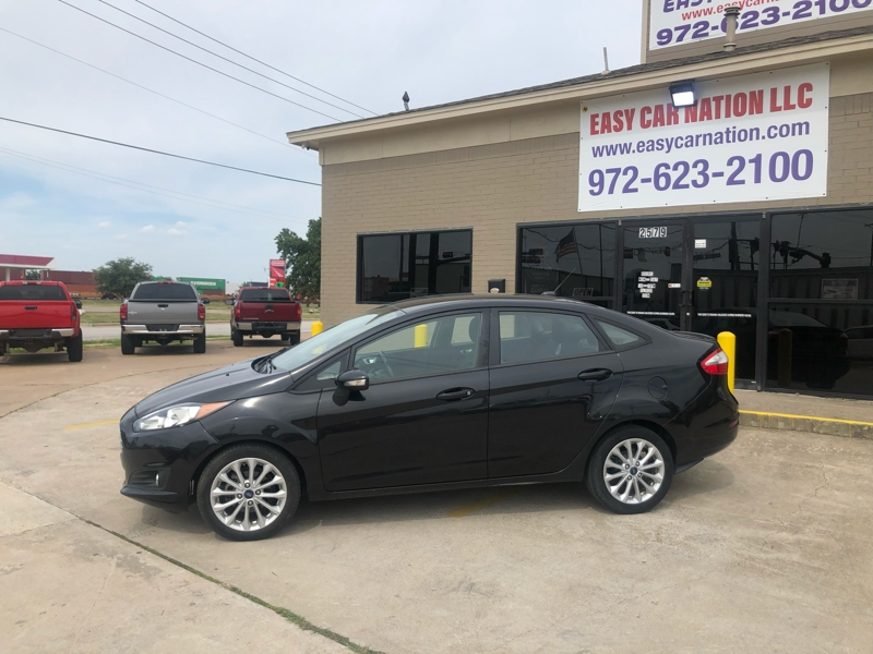 Ford Fiesta 2014 price $6,991