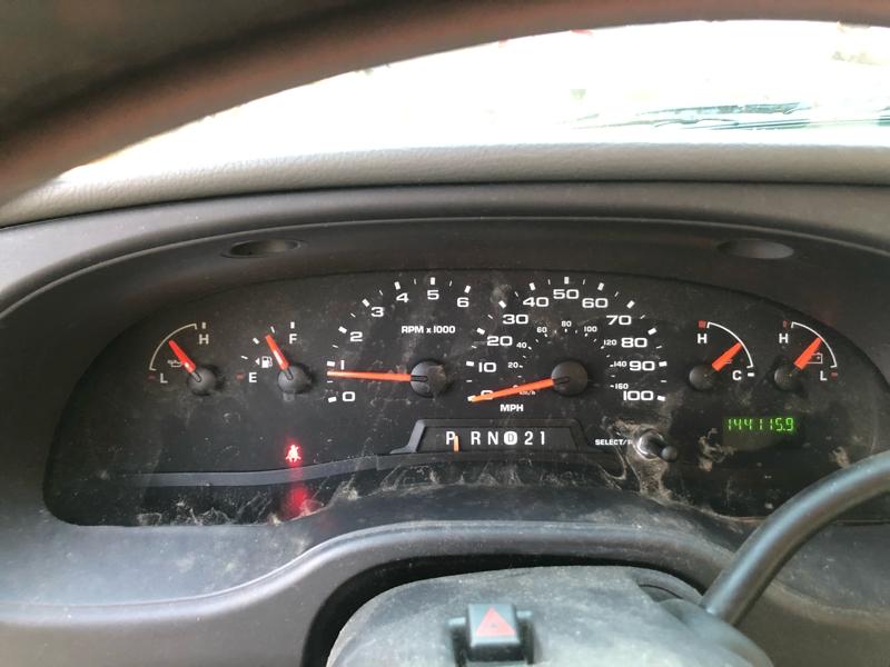 Ford Econoline Cargo Van 2006 price $4,494