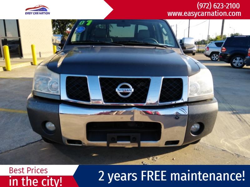 Nissan Titan 2007 price $6,494