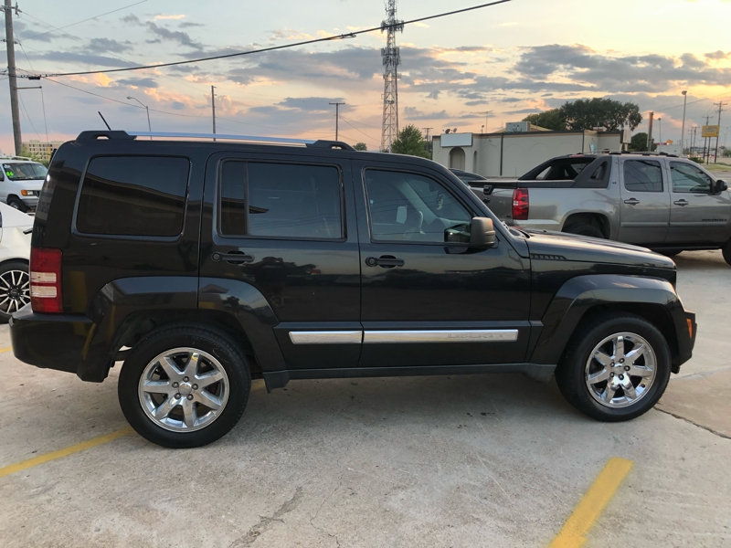 Jeep Liberty 2008 price $0