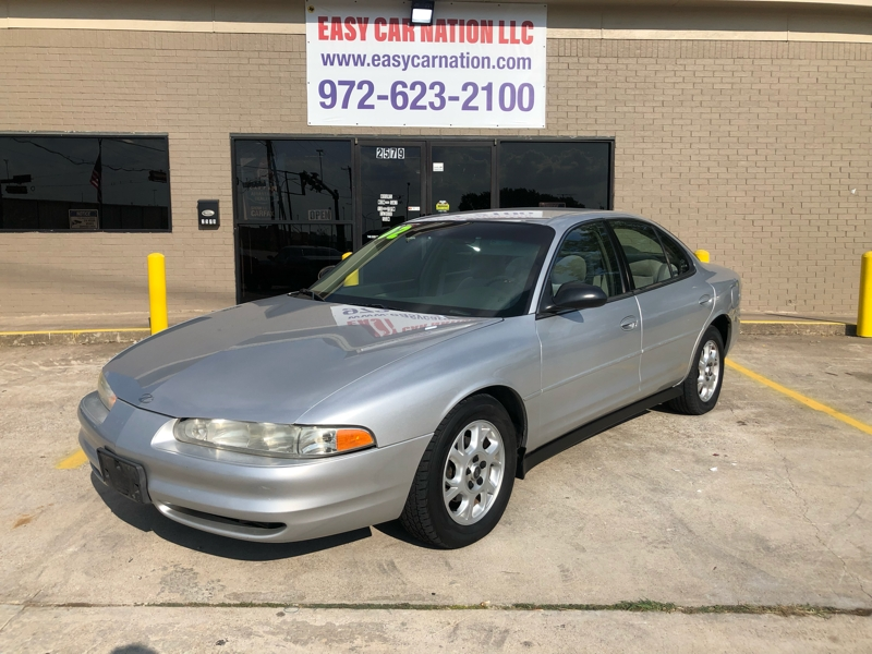 Oldsmobile Intrigue 2002 price $1,994