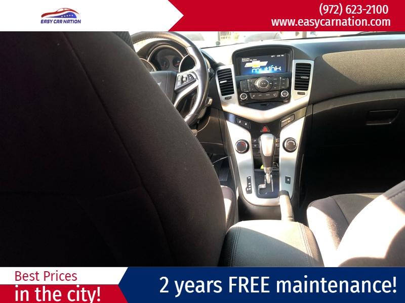Chevrolet Cruze 2014 price $6,492