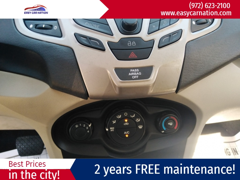 Ford Fiesta 2013 price $4,993