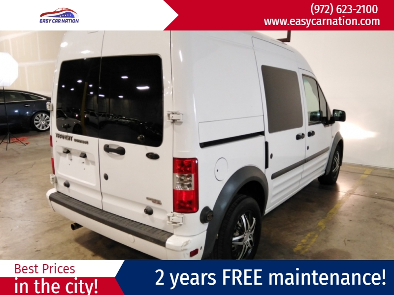 Ford Transit Connect 2012 price $6,491
