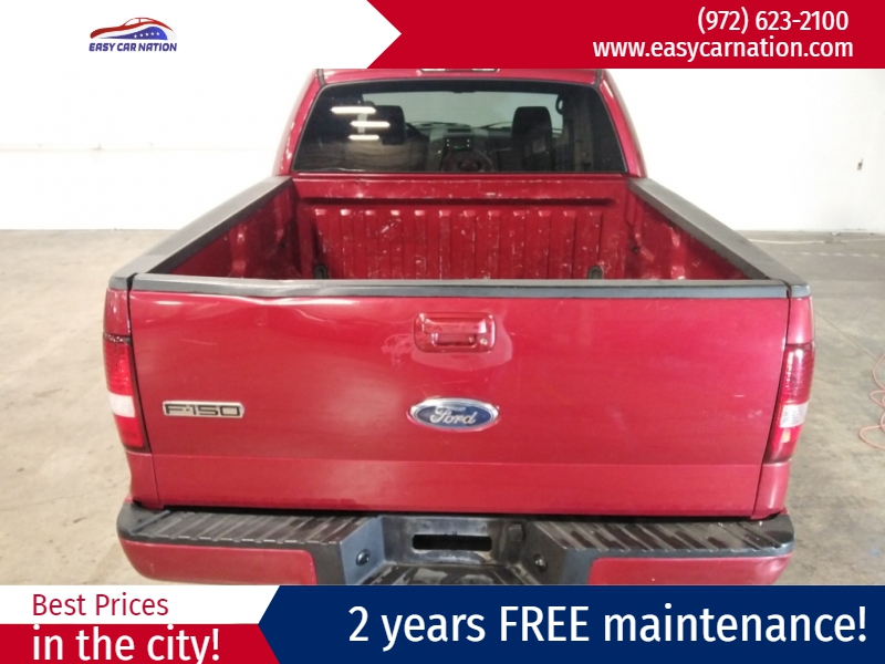 Ford F-150 2008 price $7,891